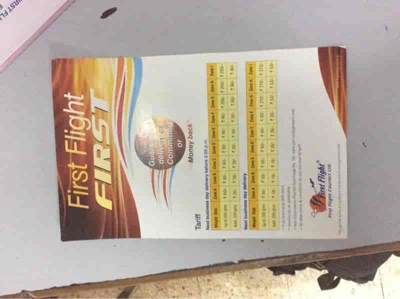 First Flight Couriers Ltd, Sadashiv Peth - Courier Services