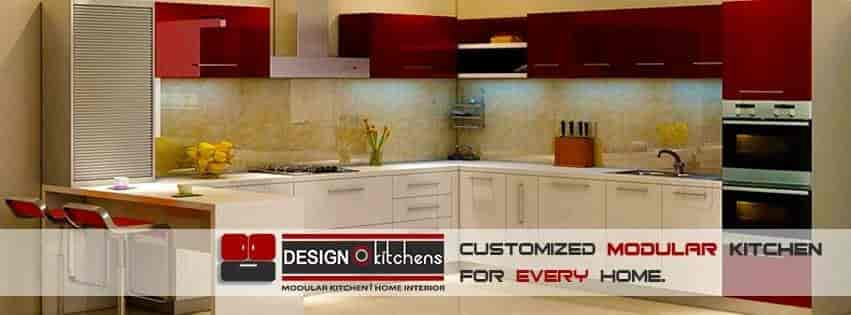 Design o kitchen kharadi interior design of kitchen in pune for Interior design kitchen in pune