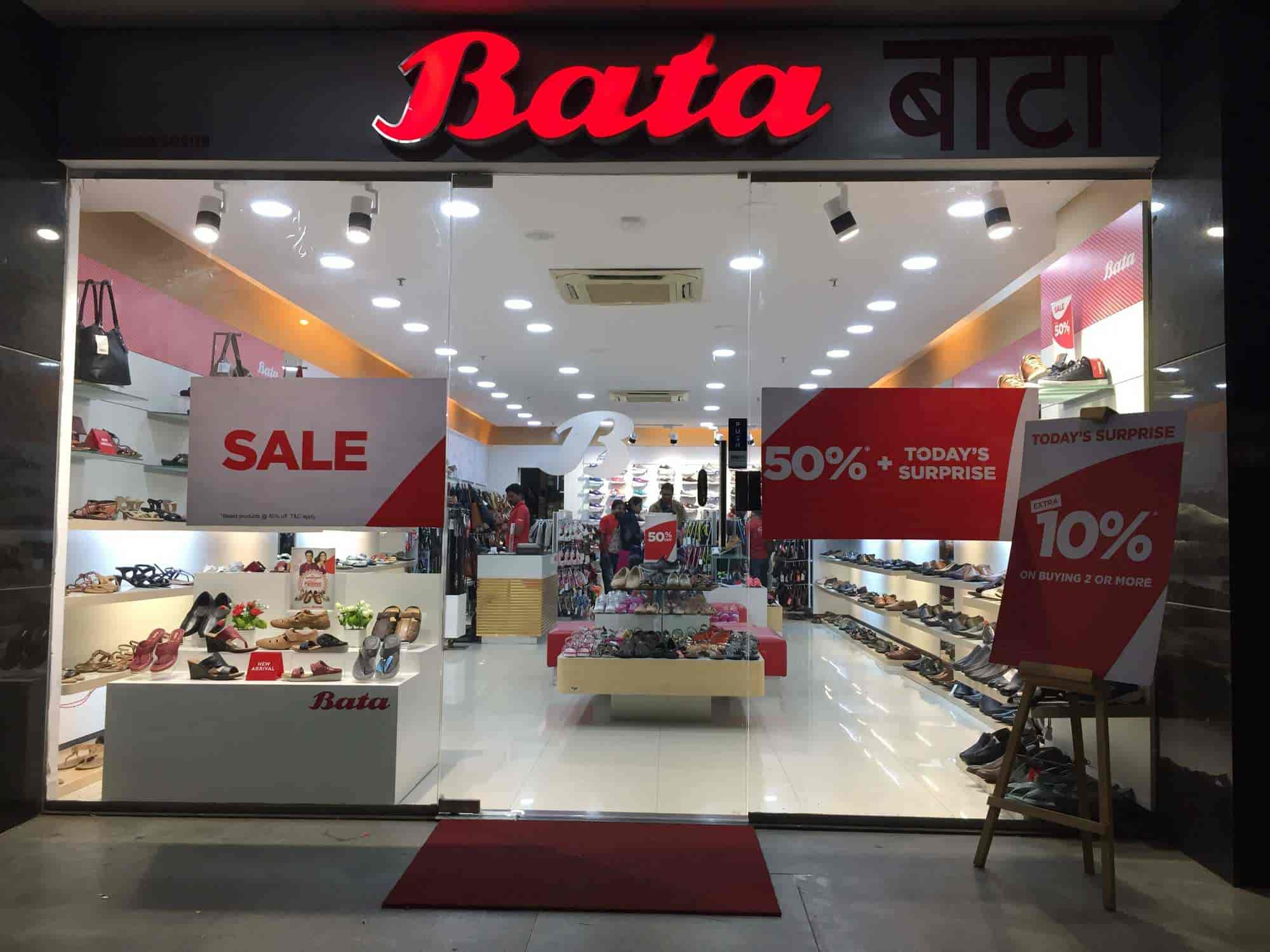 Find list of Bata Shoe Stores in Wakad