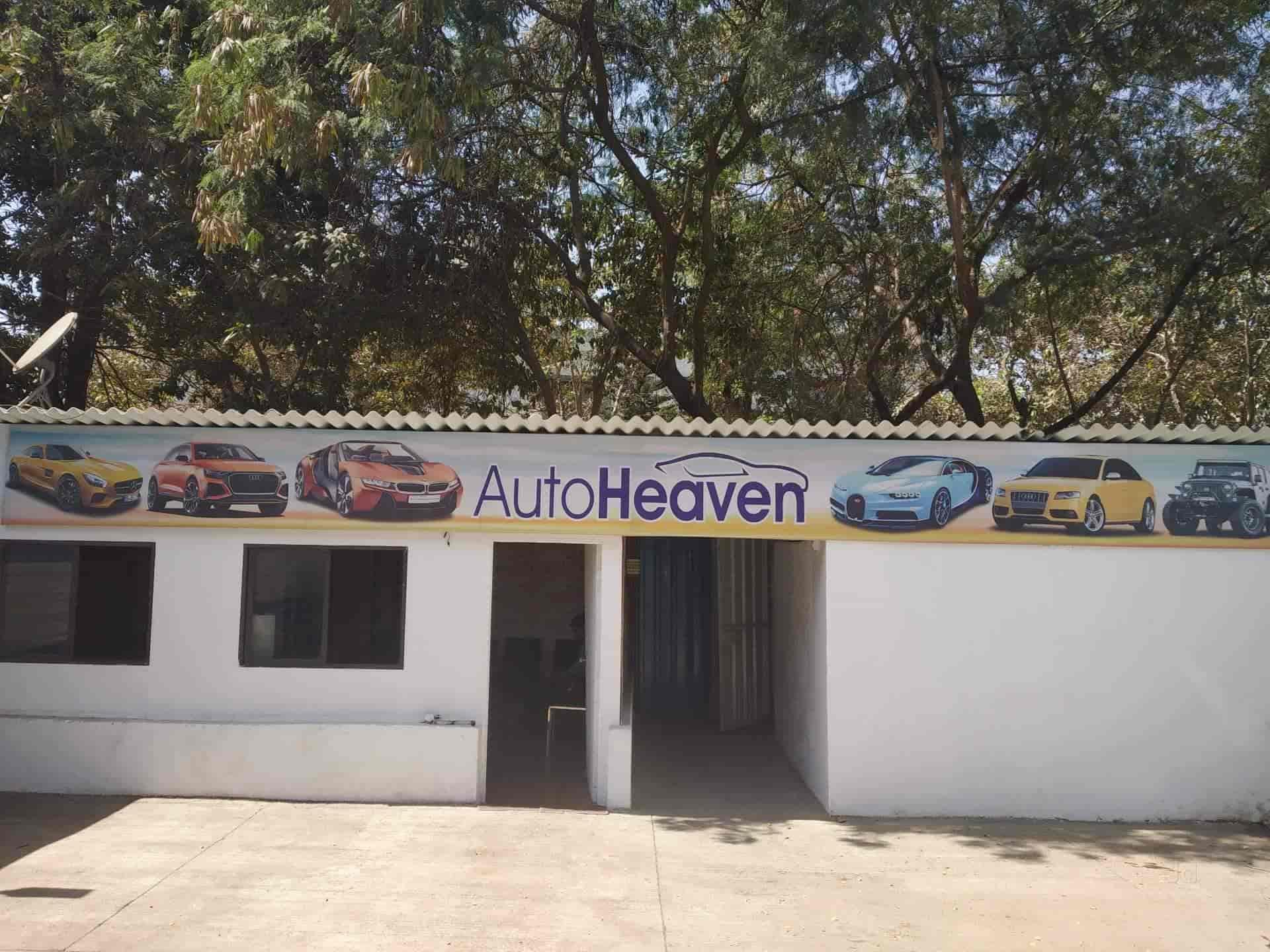 Auto Heaven, Kedari Nagar Wanwadi - Second Hand Car Dealers