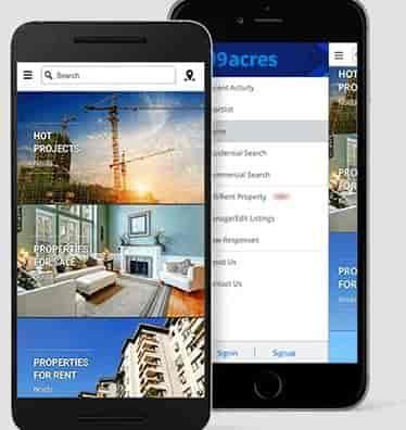 99acres com (Branch Office), Viman Nagar - Internet Websites