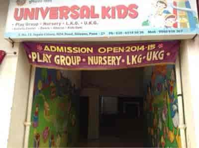Universal Kids, Shivane Khadakwasla - Playgroups in Pune