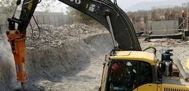 Top Hydraulic Rock Breaker Dealers in Raipur-Chhattisgarh