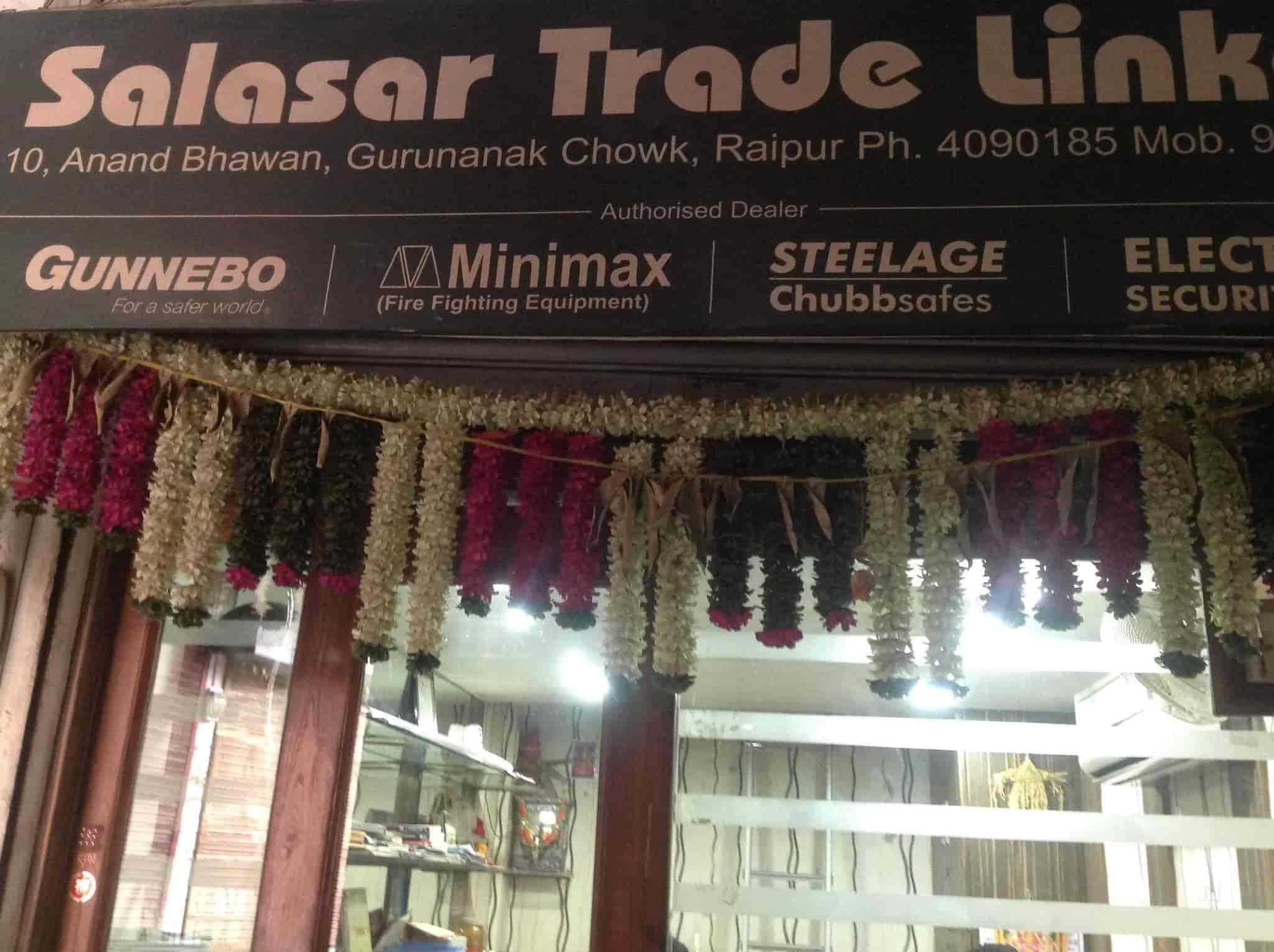 Salasar Trade Linkers, Raipur Ho - Fire Extinguisher Dealers