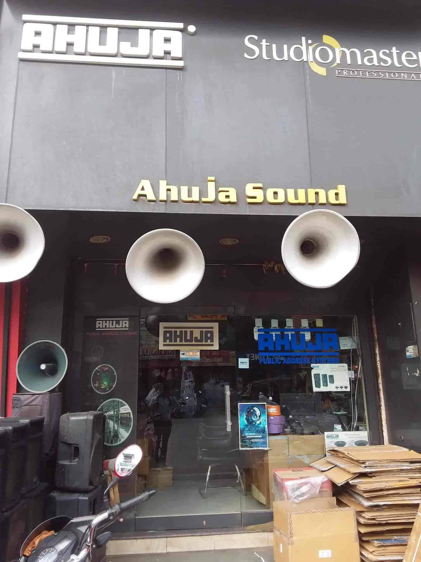 Ahuja Sound, M G Road Raipur - Sound System Dealers-Pope