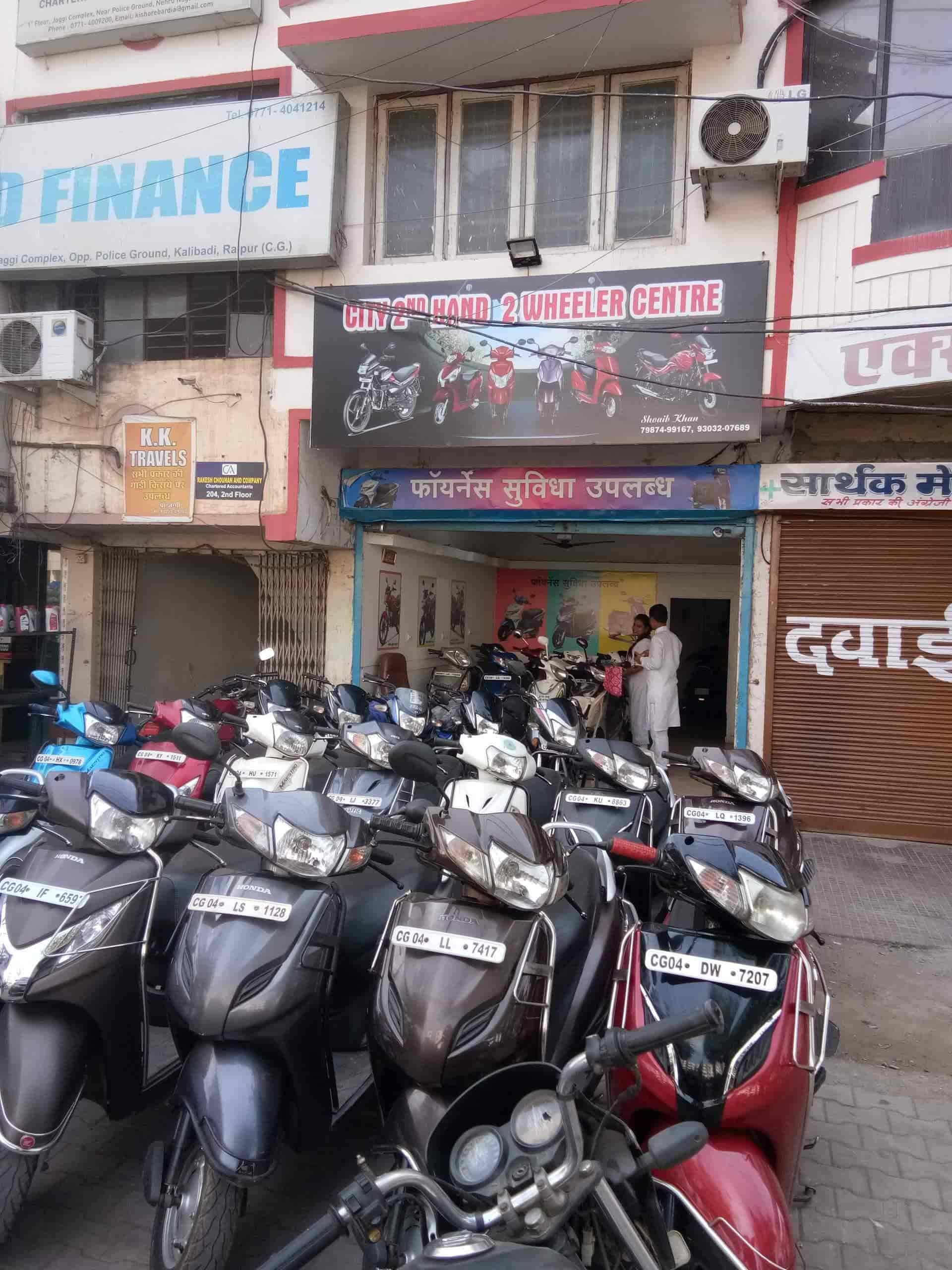 Top 50 Second Hand Motorcycle Dealers In Telibandha Best Second