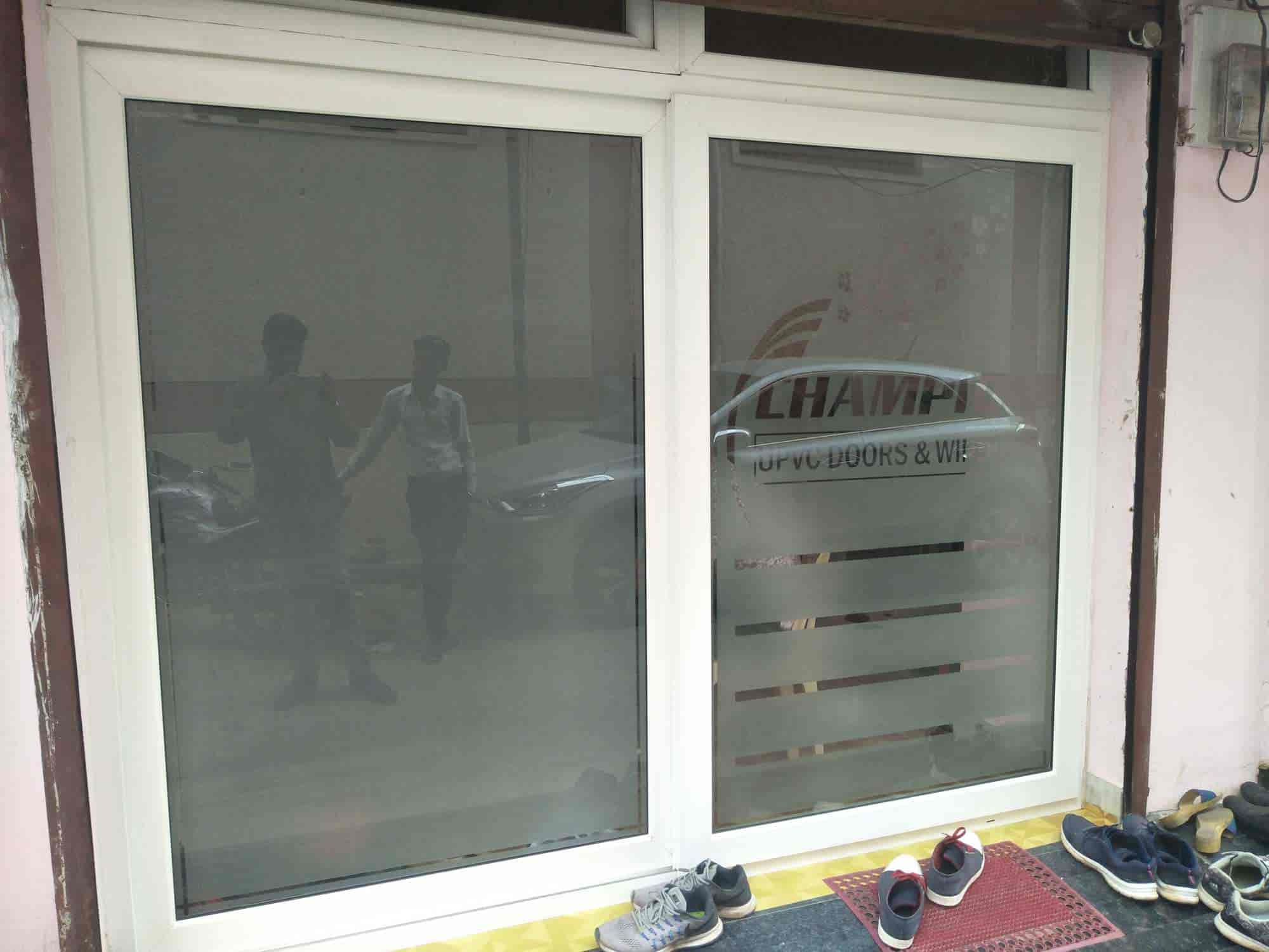 Champion Upvc Door And Window Pandri Upvc Window Dealers In