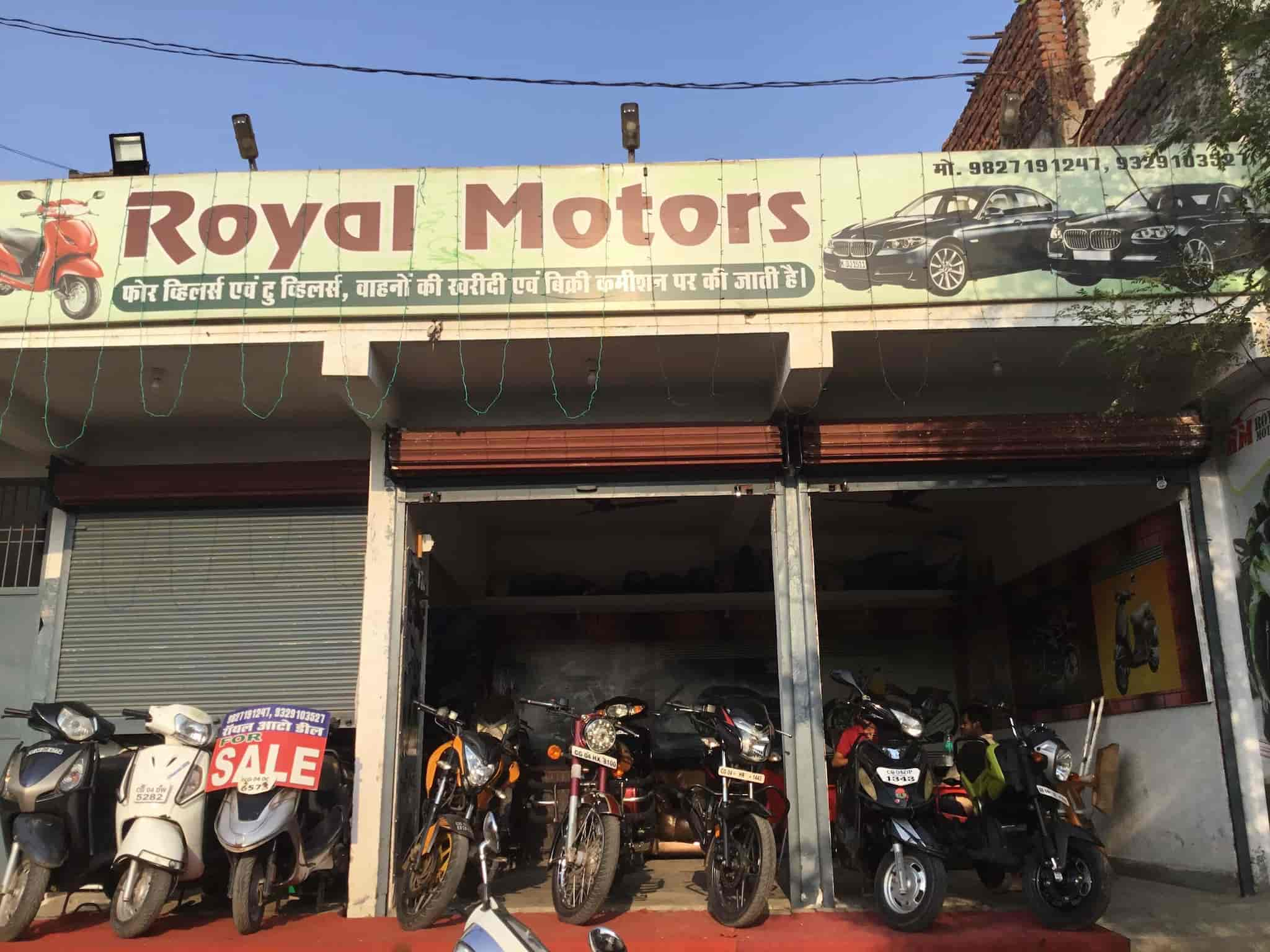 Top 20 Bajaj Second Hand Motorcycle Dealers In Telibandha Raipur