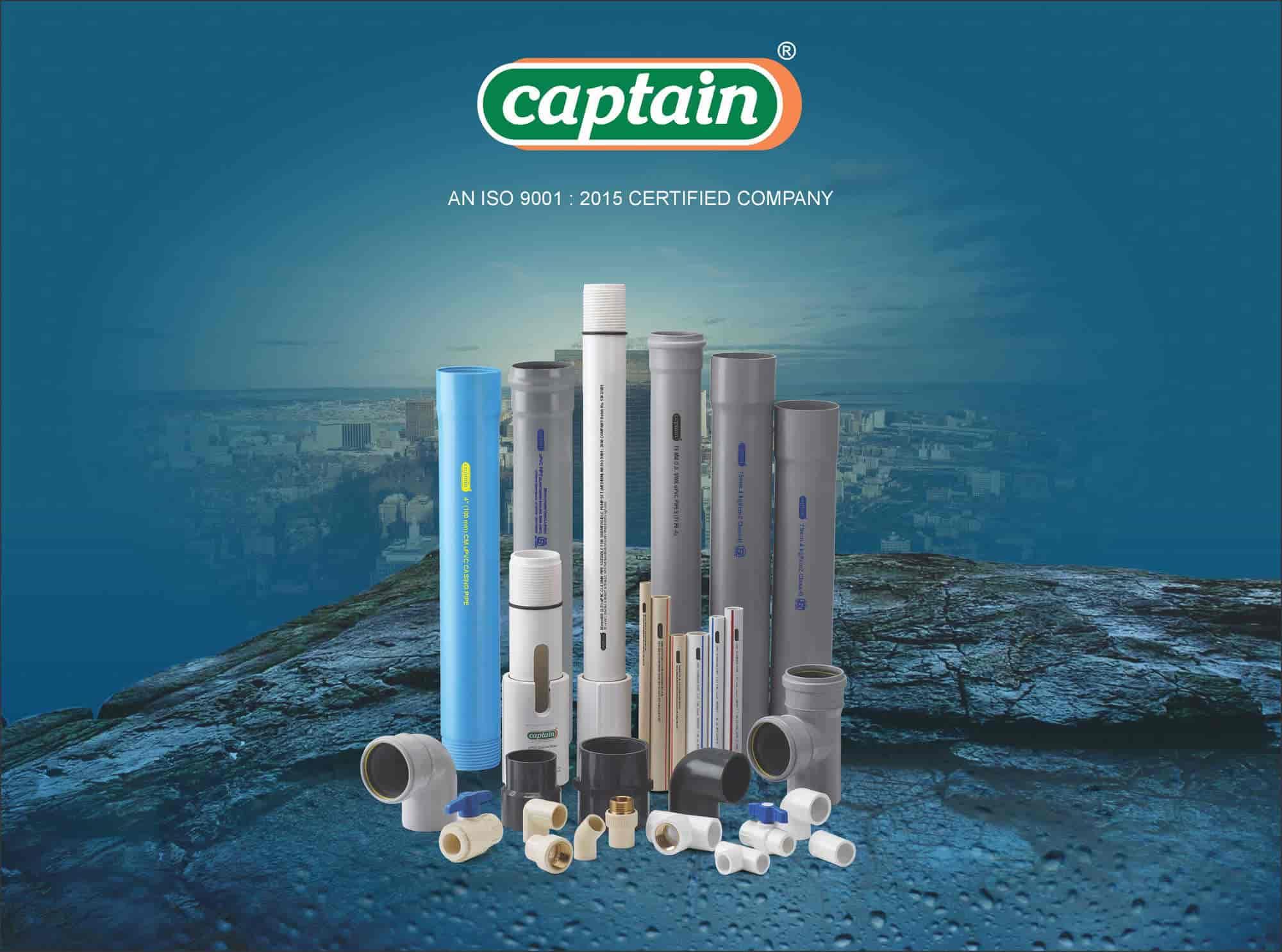 Captain Pipes Ltd Photos, Shapar, Rajkot- Pictures & Images