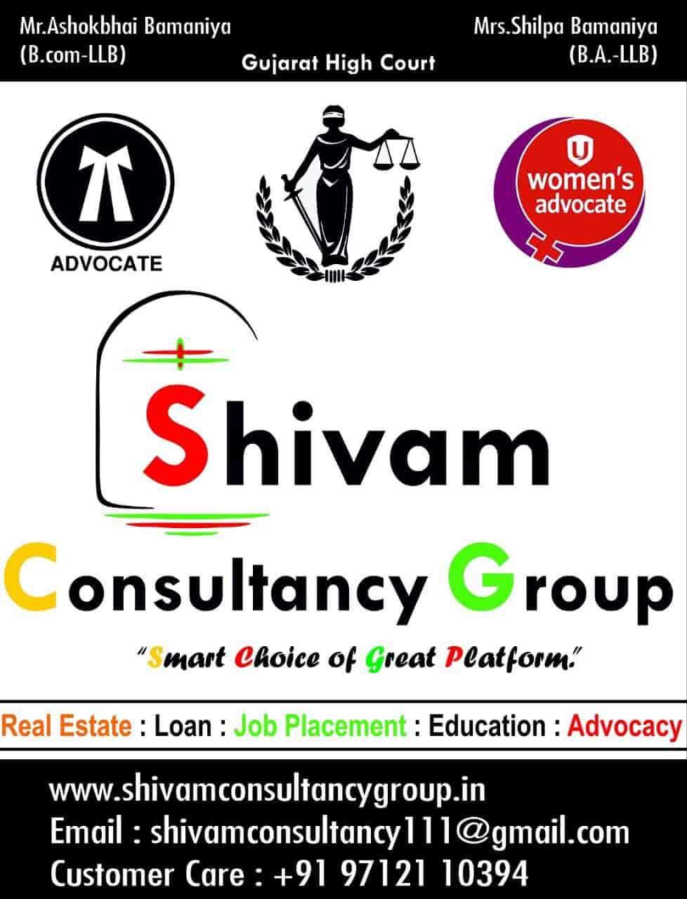Shivam Estate Group, Swaminarayan Chowk - Estate Agents in