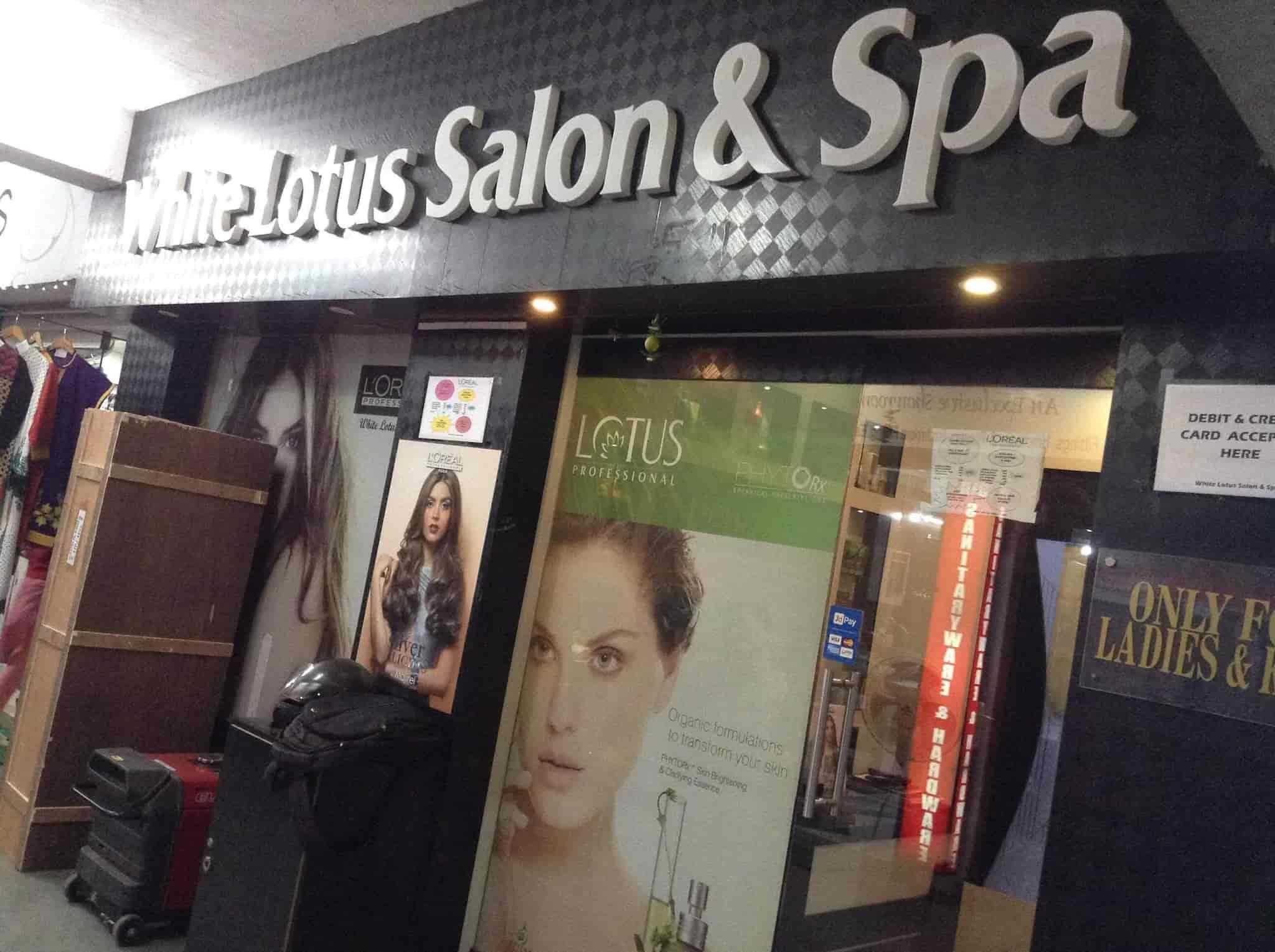 White Lotus Salon & Spa, Doranda - Beauty Spas in Ranchi