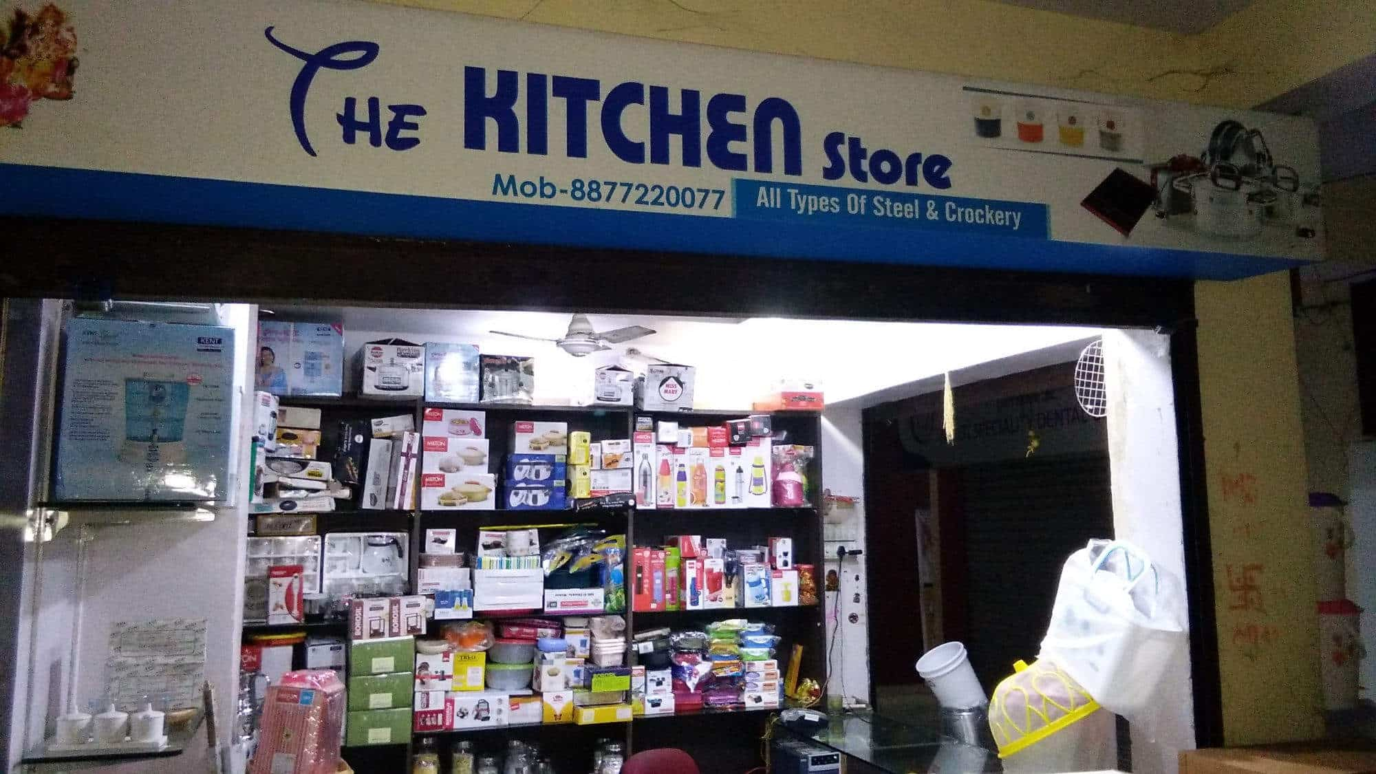 The Kitchen Store, Harmu Housing Colony   Kitchen Appliance Dealers In  Ranchi   Justdial