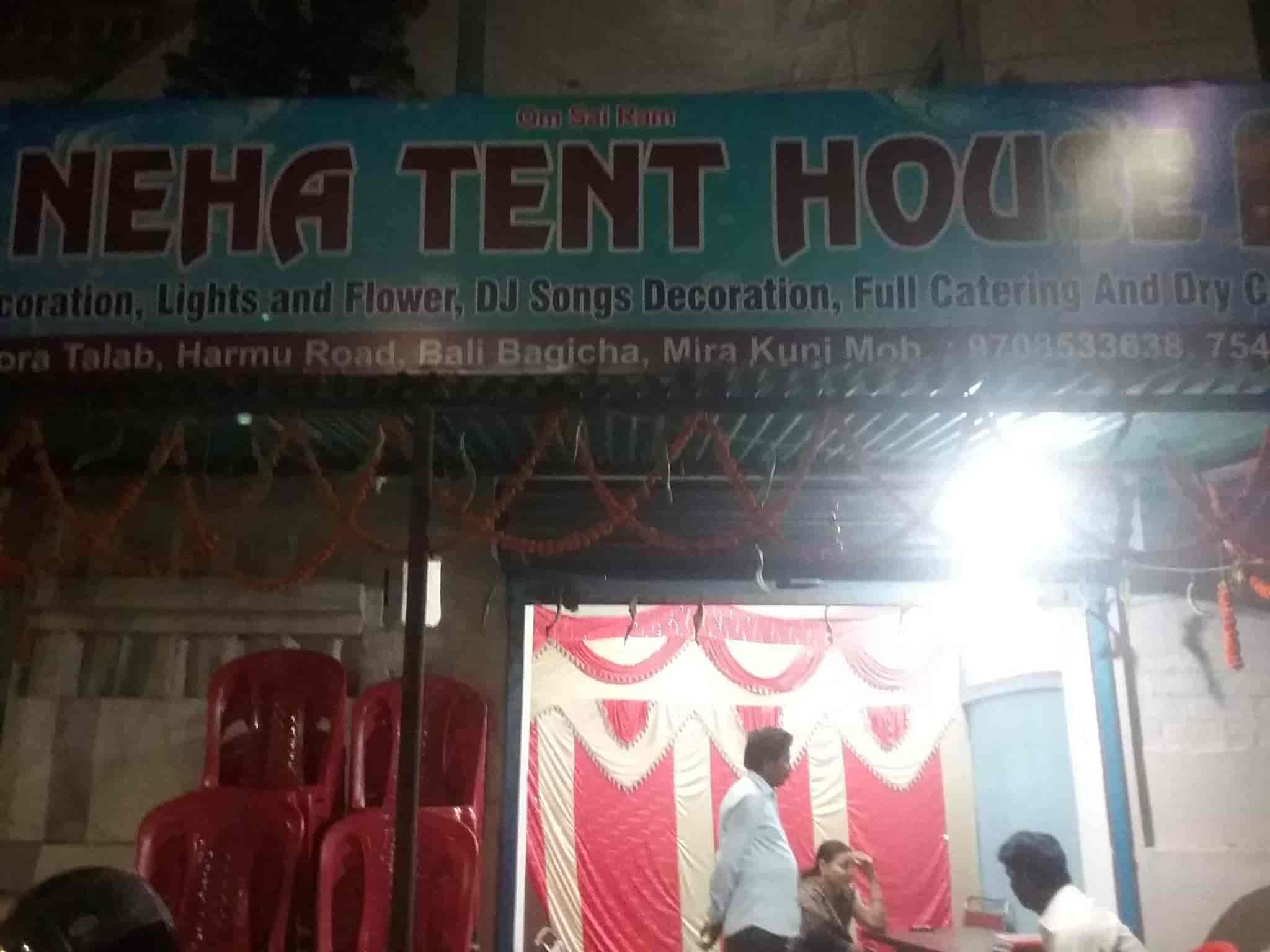 Neha Tent House Argora Caterers In Ranchi Justdial