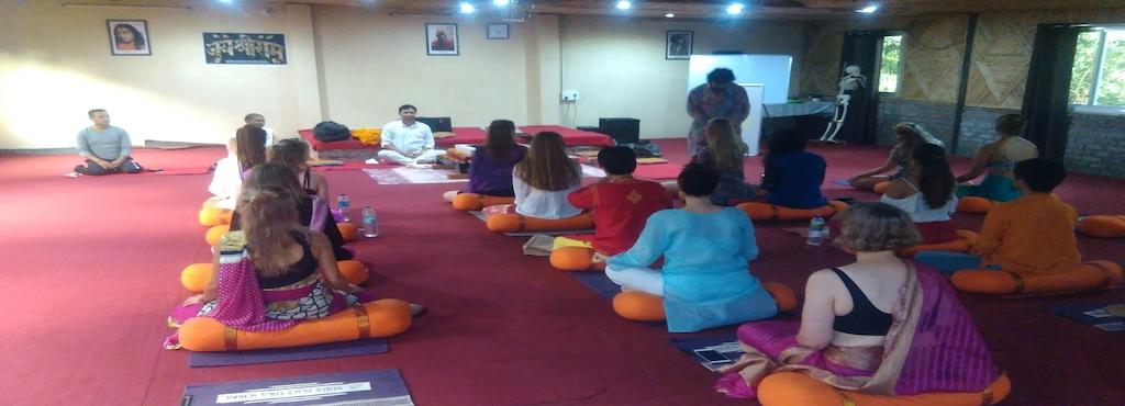 yoga is a divine discipline