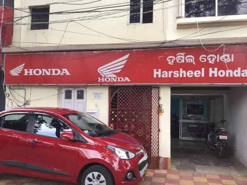 Harsheel Honda Sector 5 Motorcycle Dealers Honda In Rourkela