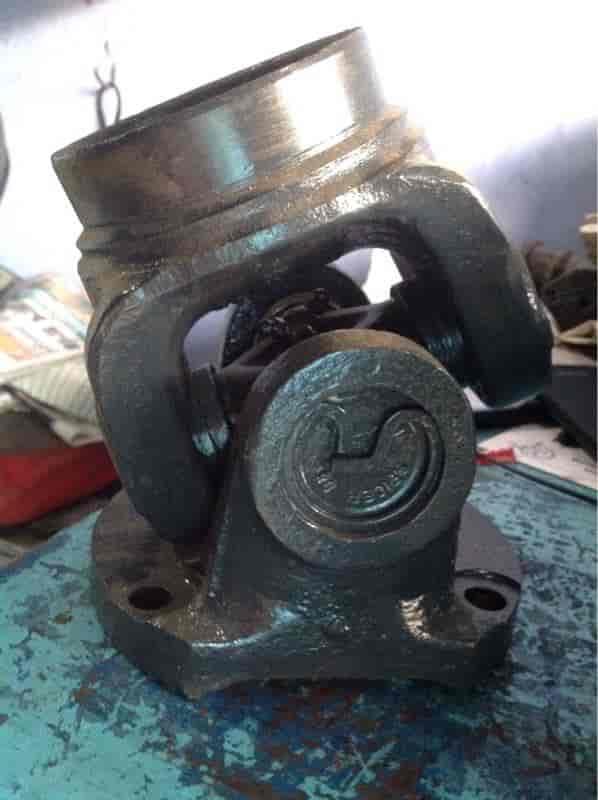 J B R Auto Parts, Dadubaikottai Salem - Second Hand Truck