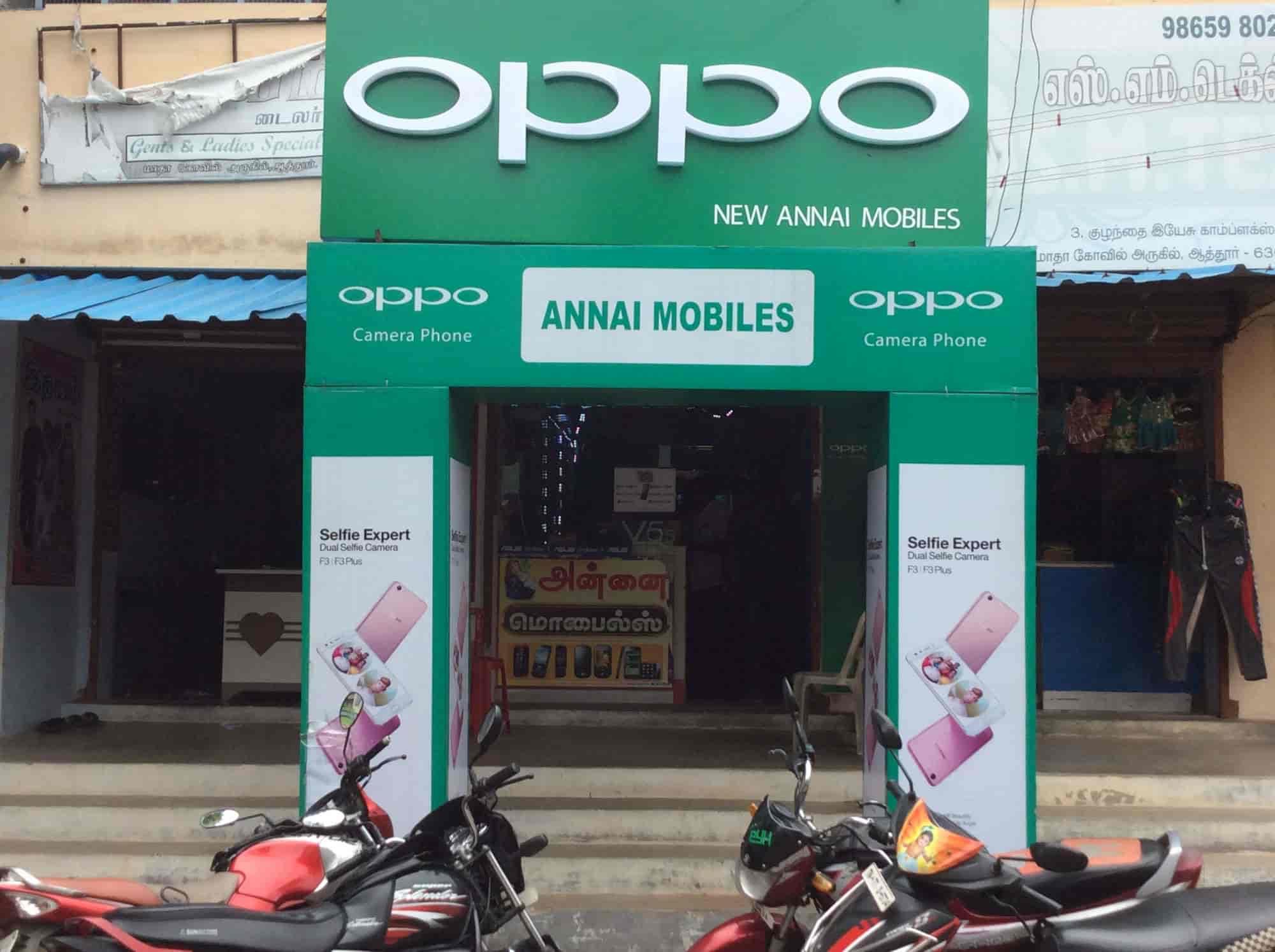 Annai Mobiles, Attur Salem - Mobile Phone Dealers in Salem