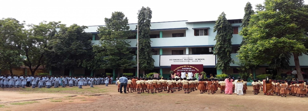 St thomas matriculation school kitchipalayam schools in salem st thomas matriculation school solutioingenieria Gallery