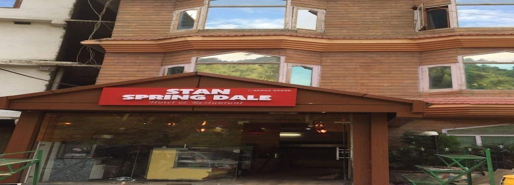 Hotel Stan Springdale Restaurant