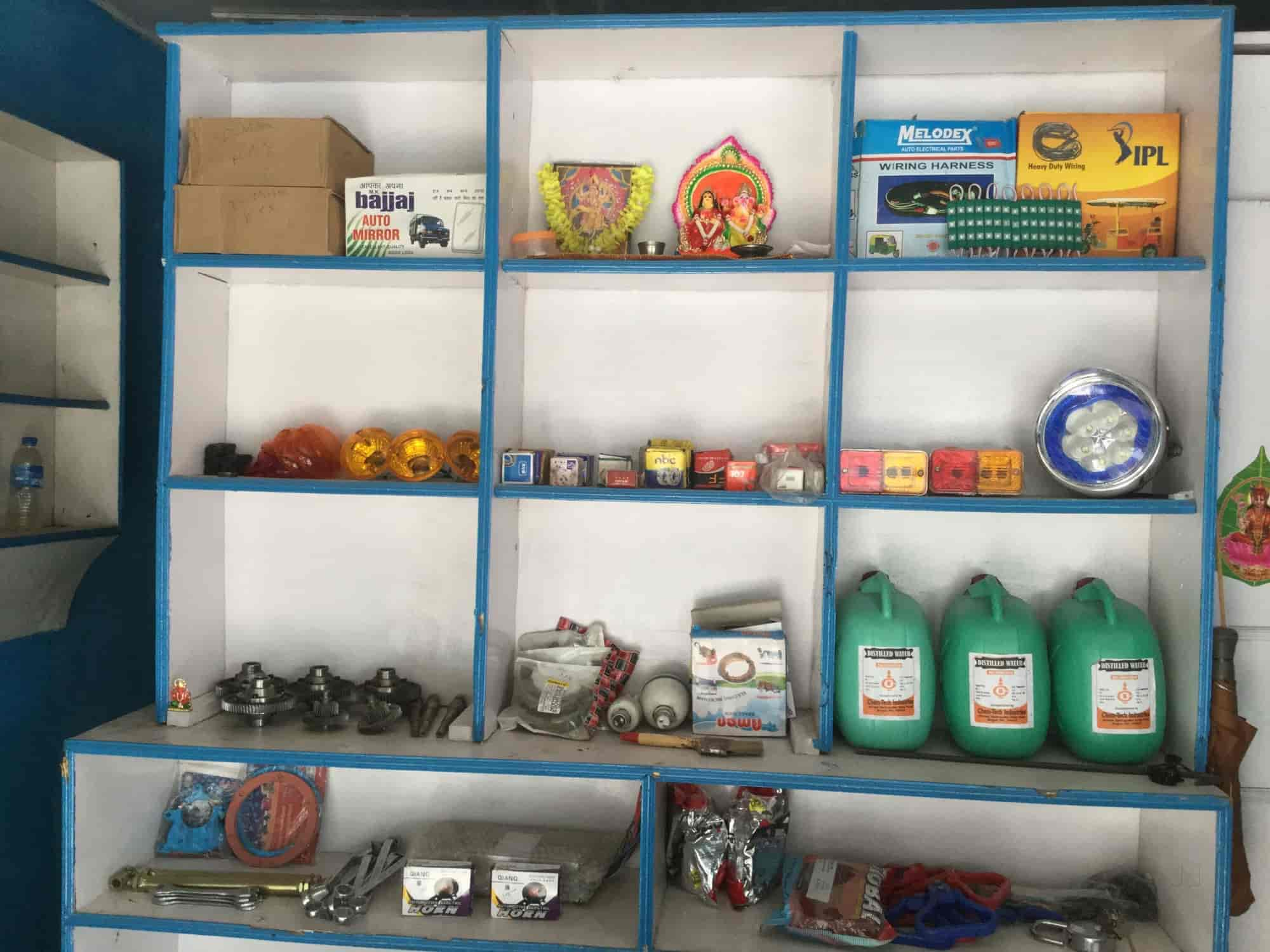 Nishita Toto Spare Parts, Bhaktinagar - Spare Part Dealers in ...