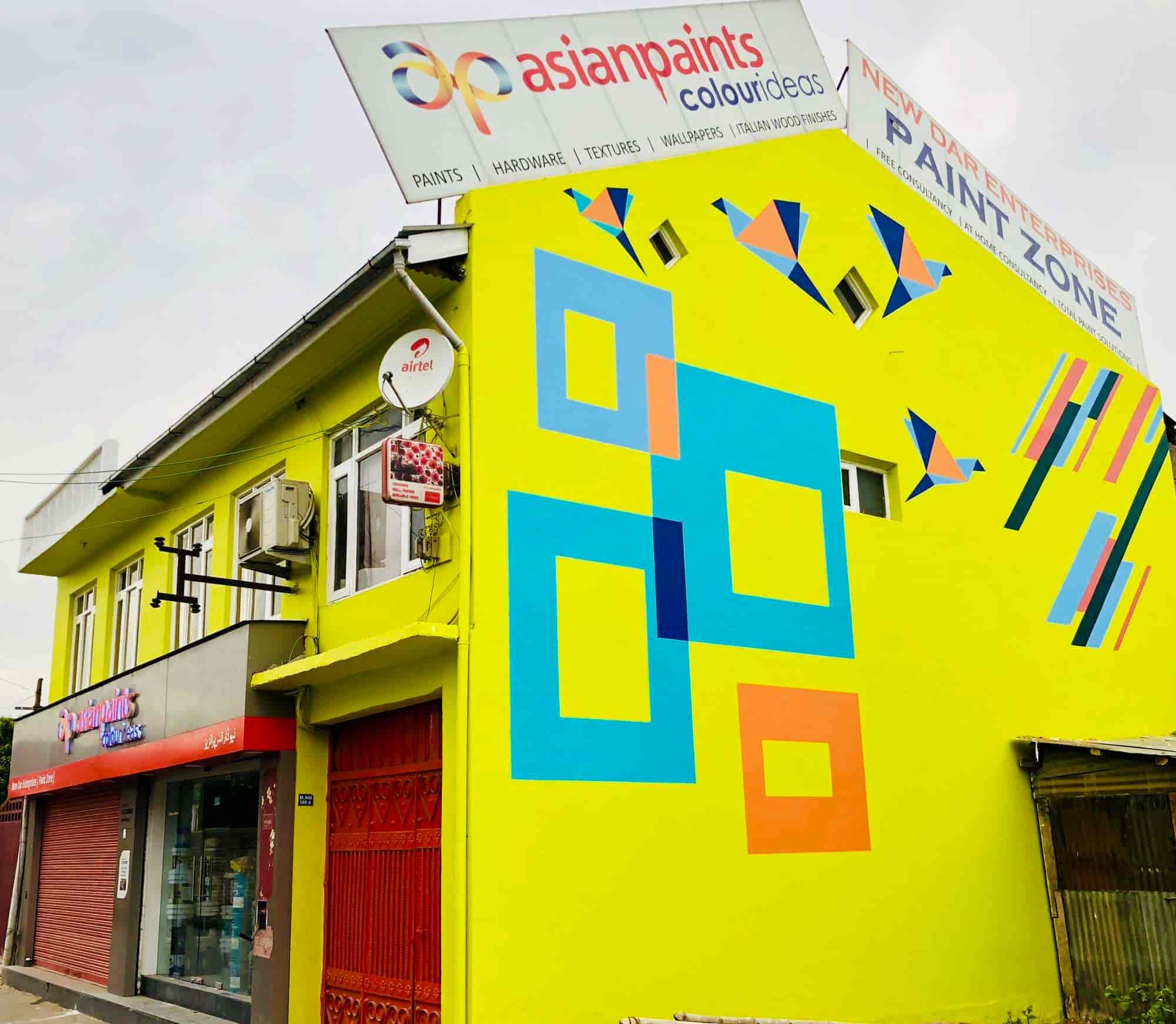 Top 30 Asian Paints Paint Dealers In Srinagar Best Asian Paints Paint Dealers Justdial