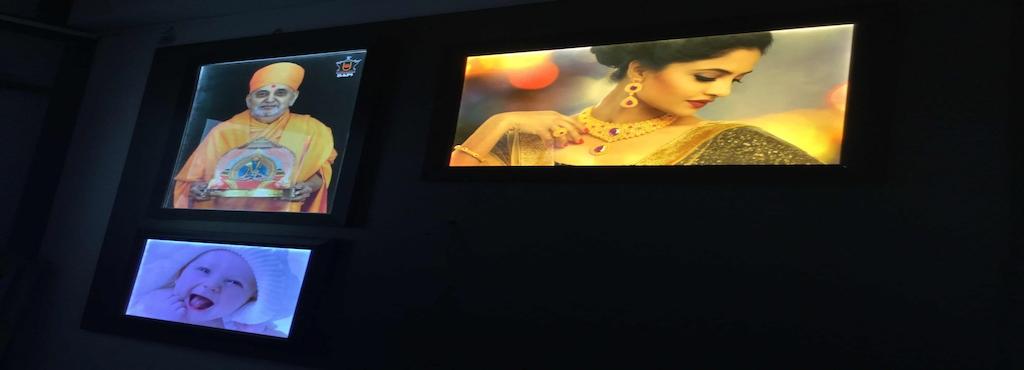 Prism LED Snap Frame, Sarthana - Photo Frame Dealers in Surat - Justdial