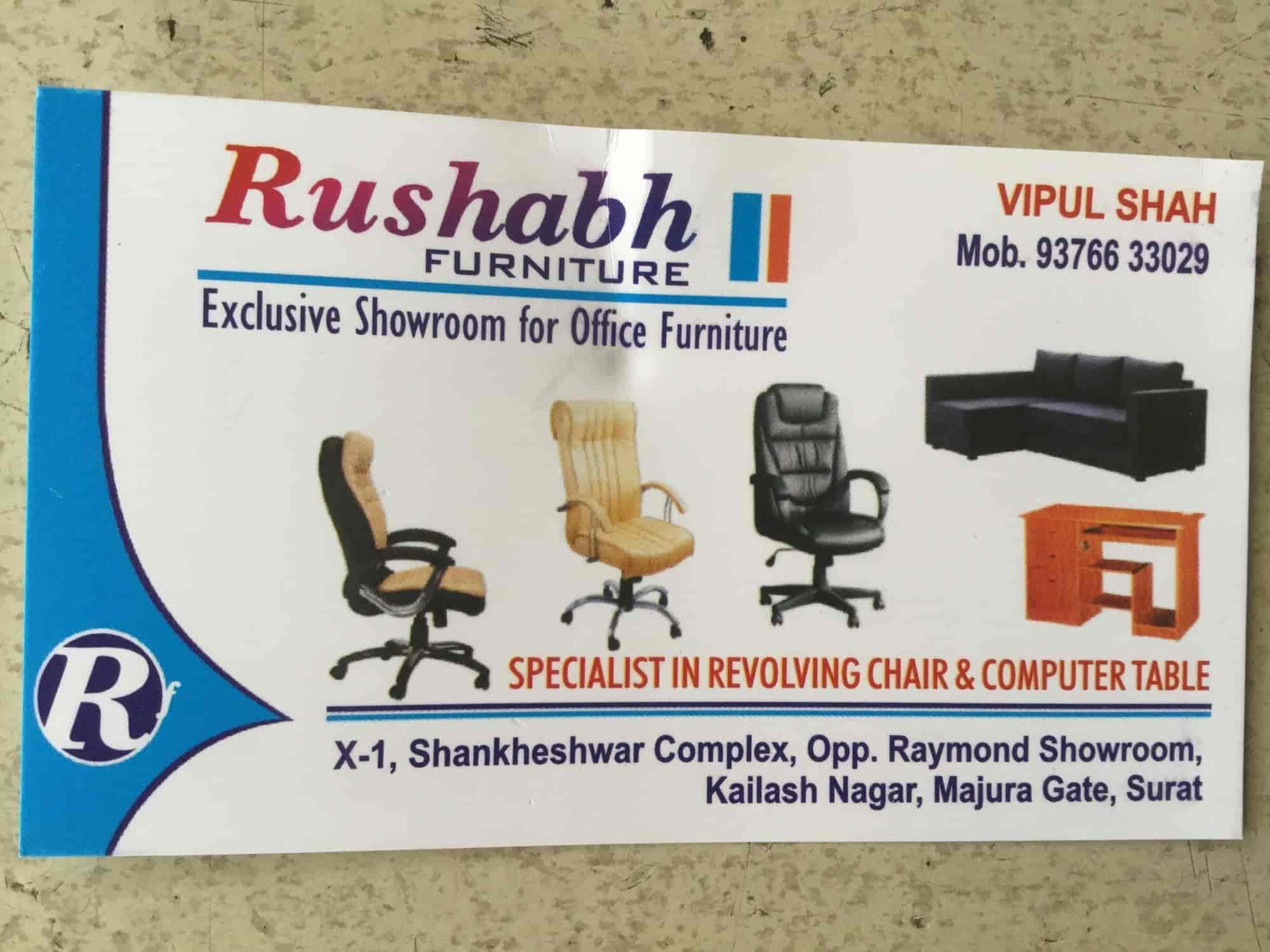 Rushabh Furniture, Kailash Nagar   Rishabh Furniture   Furniture  Manufacturers In Surat   Justdial