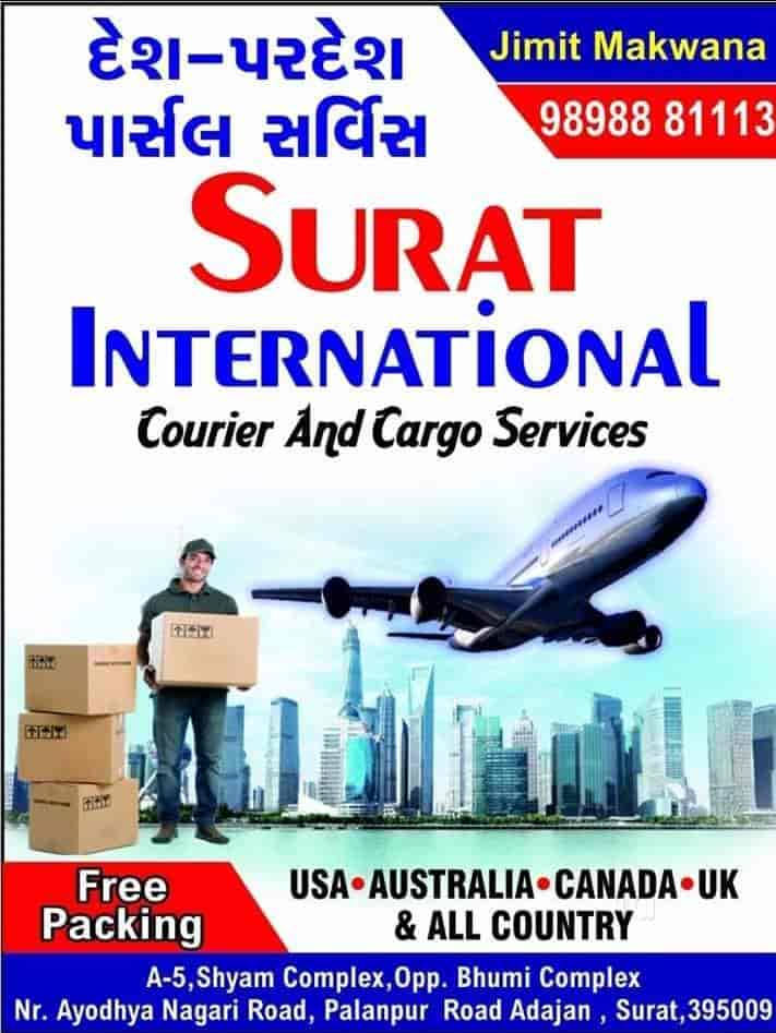 Top 10 Courier Services For Gujarat In Ring Road Best Parcel Service Gujarat Surat Justdial