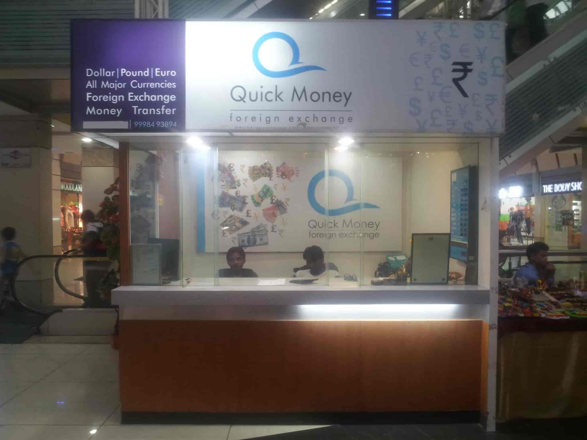 Quick Money Foreign Exchange Iscon Mall Dumas Road Transfer Agencies In Surat Justdial