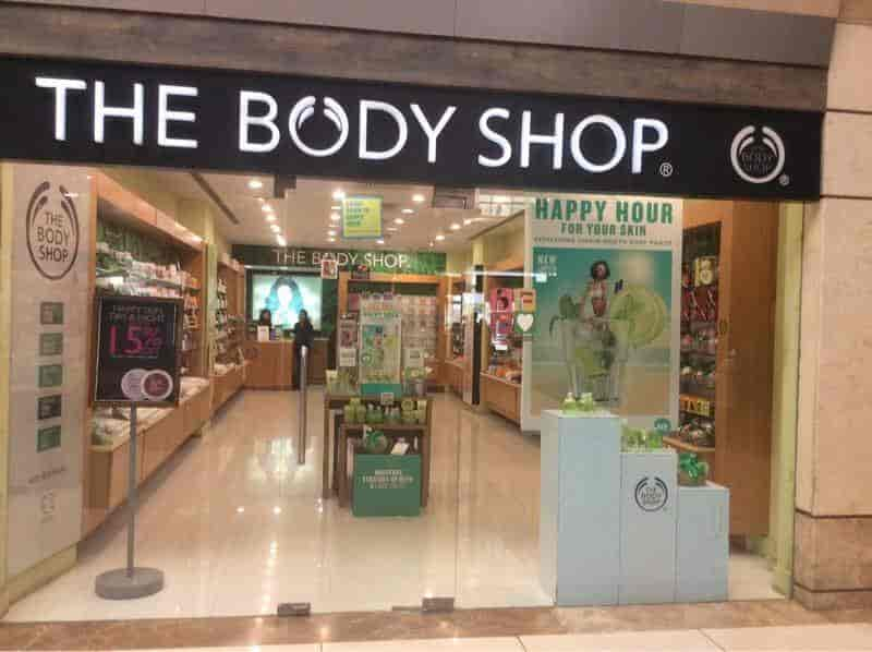 The Body Shop, Dumas Road - Cosmetic Dealers in Surat - Justdial