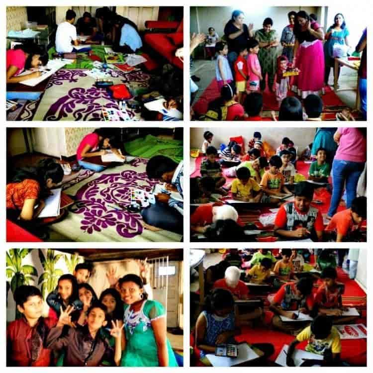 Architecture Drawing Classes In Mumbai de creative art classes, thane west, mumbai - hobby classes - justdial