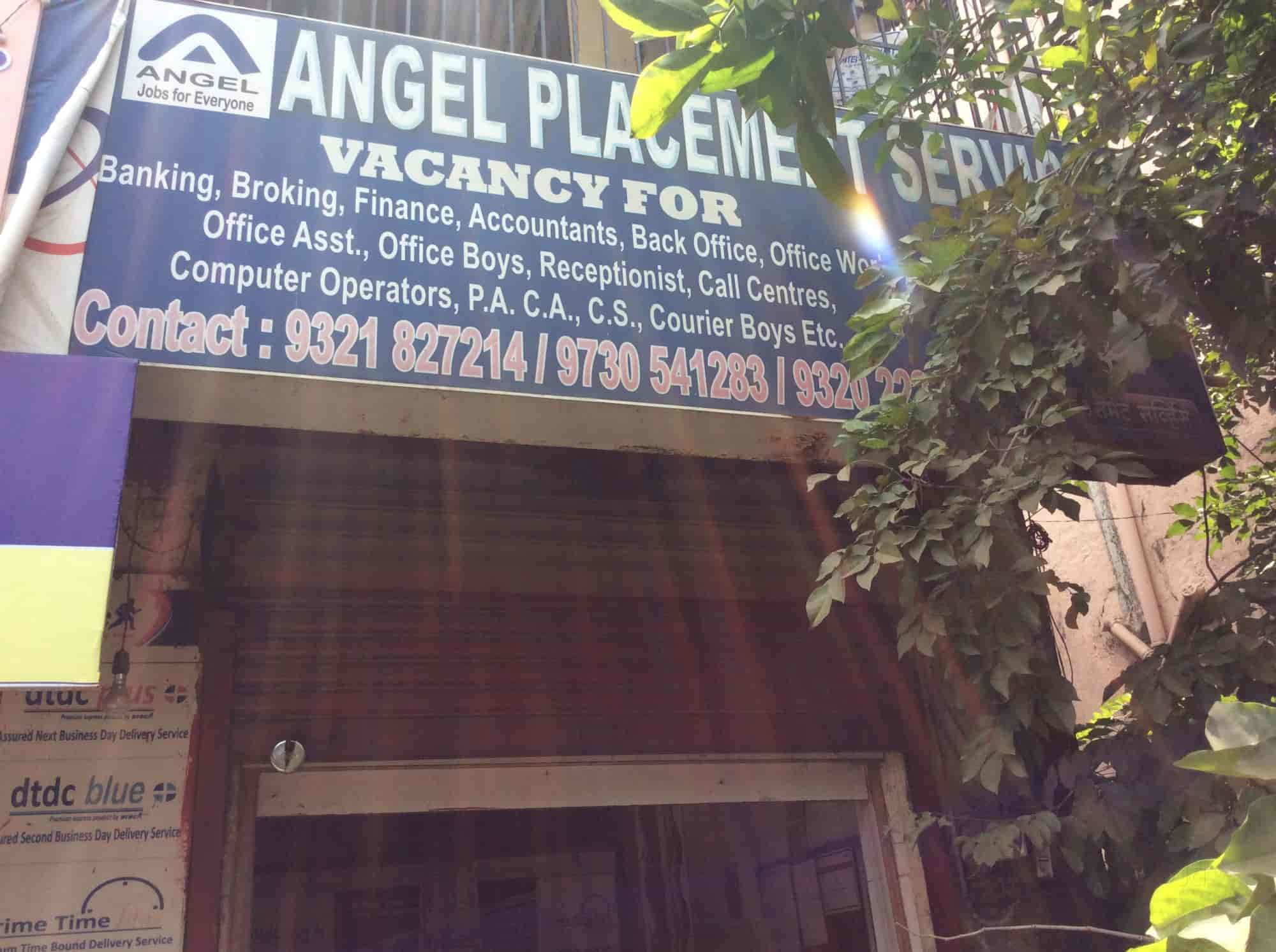 Angel Placement Services Ulhasnagar No 4 Candidate In Mumbai Justdial