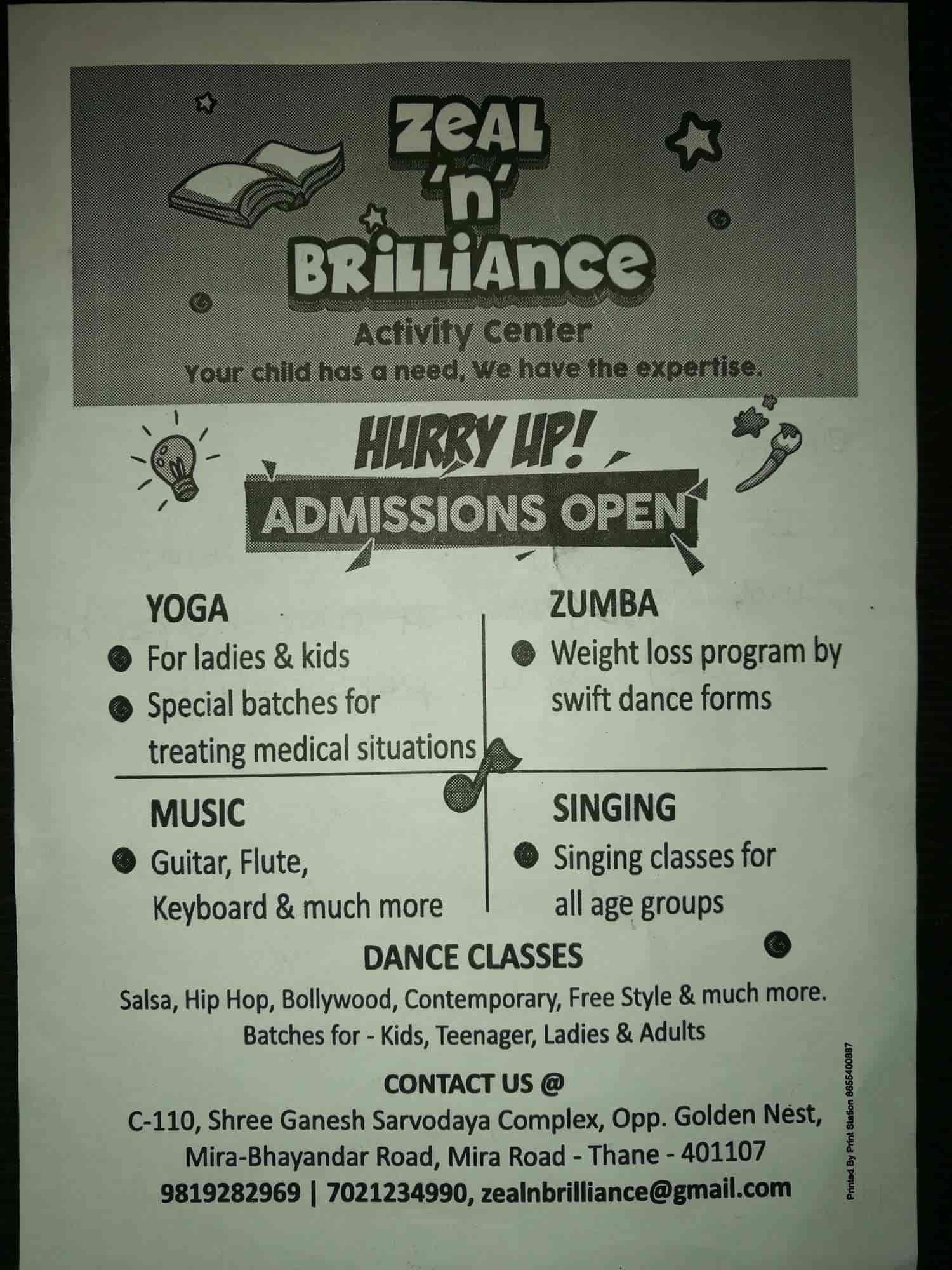 Abc, Mira Road - Dance Classes in Mumbai - Justdial