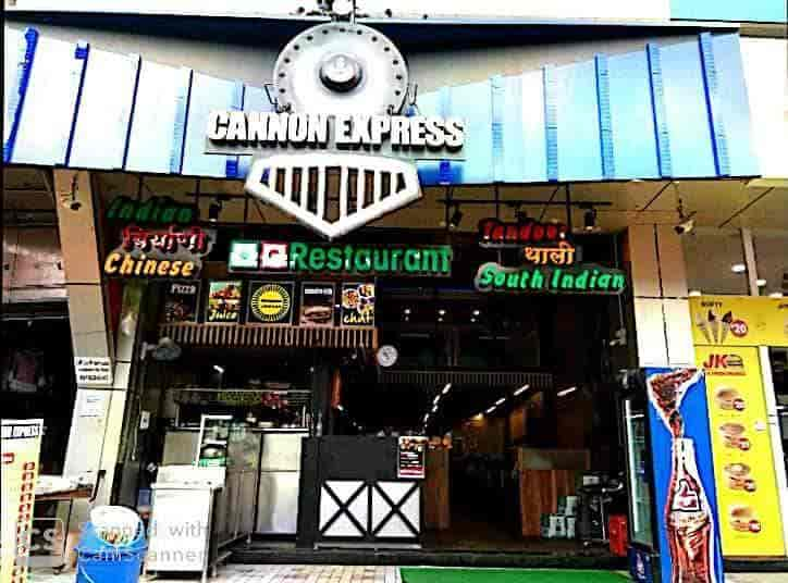 Cannon Express Thane West Mumbai Desserts Chinese South Indian North Indian Fast Food Street Food Cuisine Restaurant Justdial