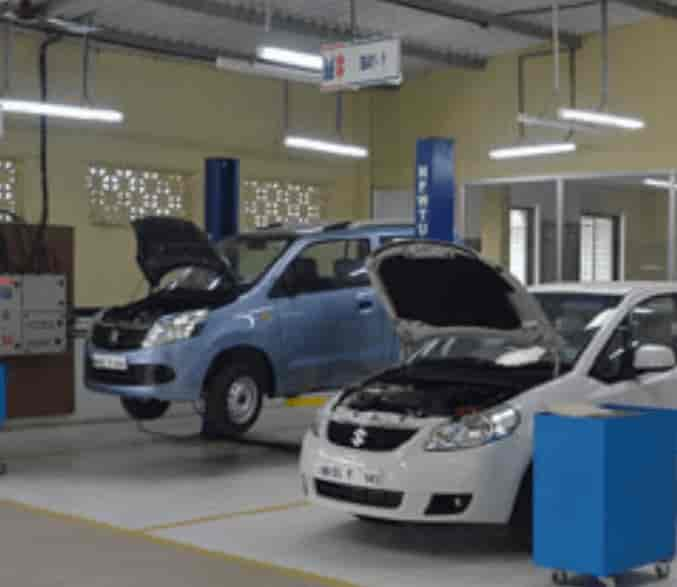 Hare Krishna Auto Pvt Ltd Workshop Thane East Car