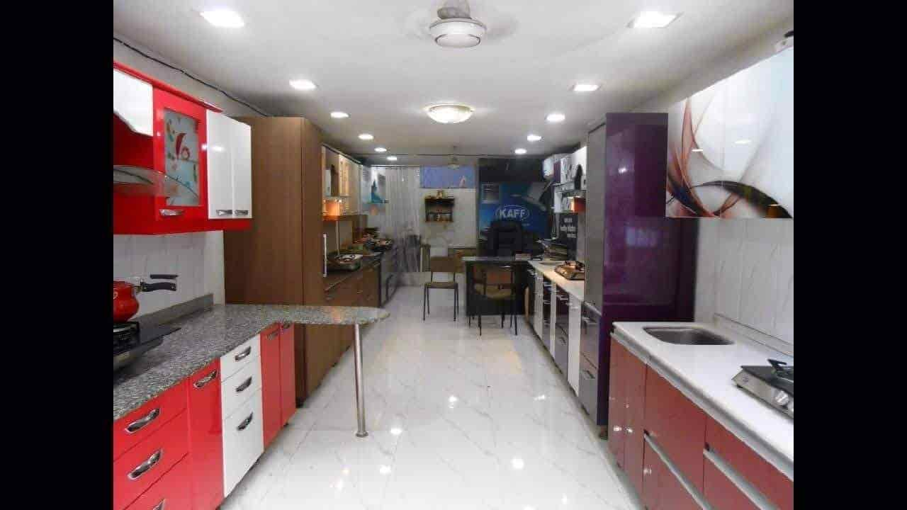 Exclusive Modular Kitchens And Bedroom Sets