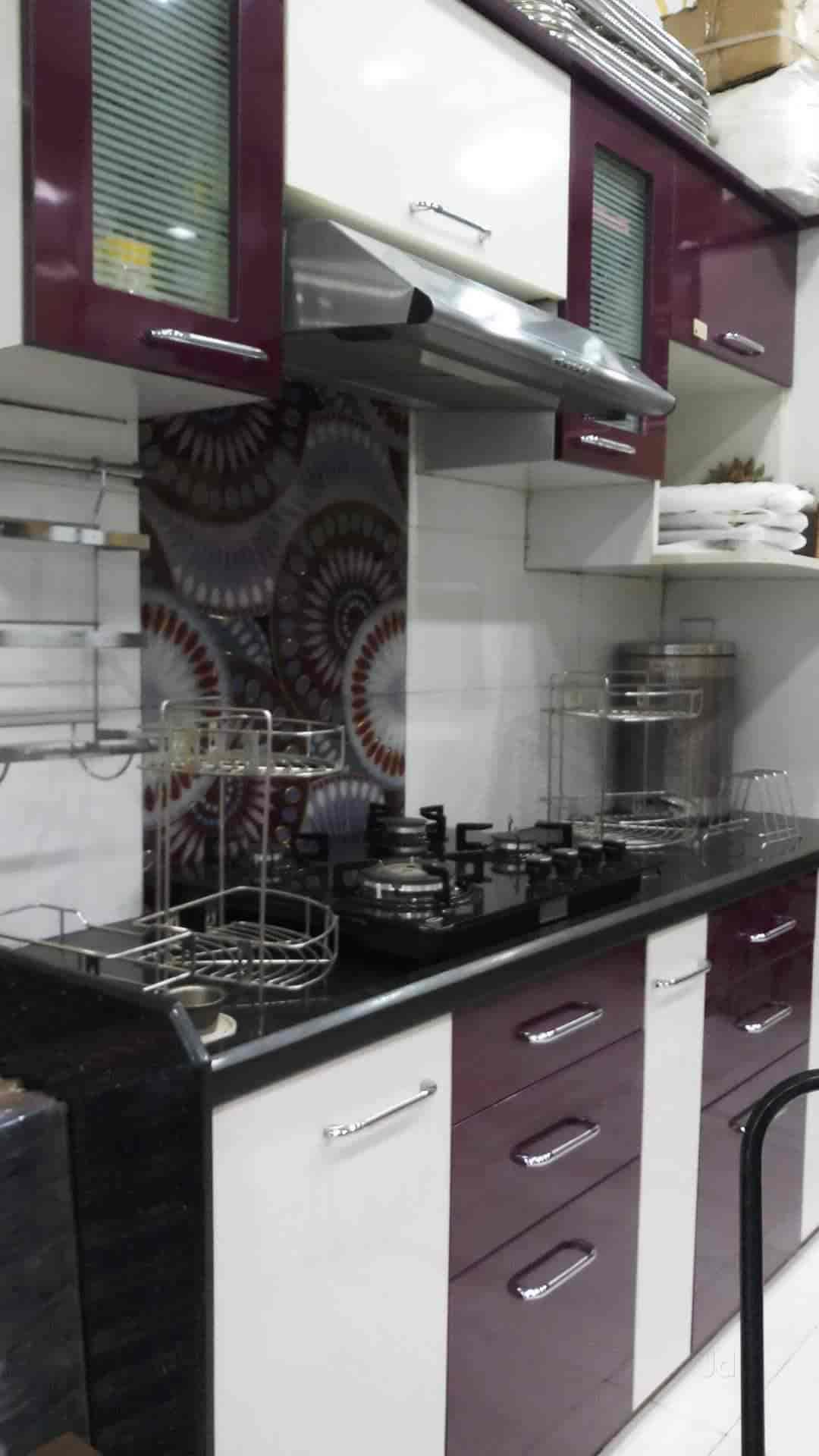 Makwana Modular Kitchen, Makmali Talav Thane West   Furniture ...