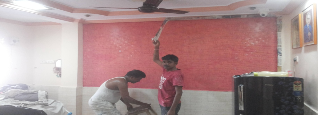 aadharsh home painting services vasant vihar thane west house