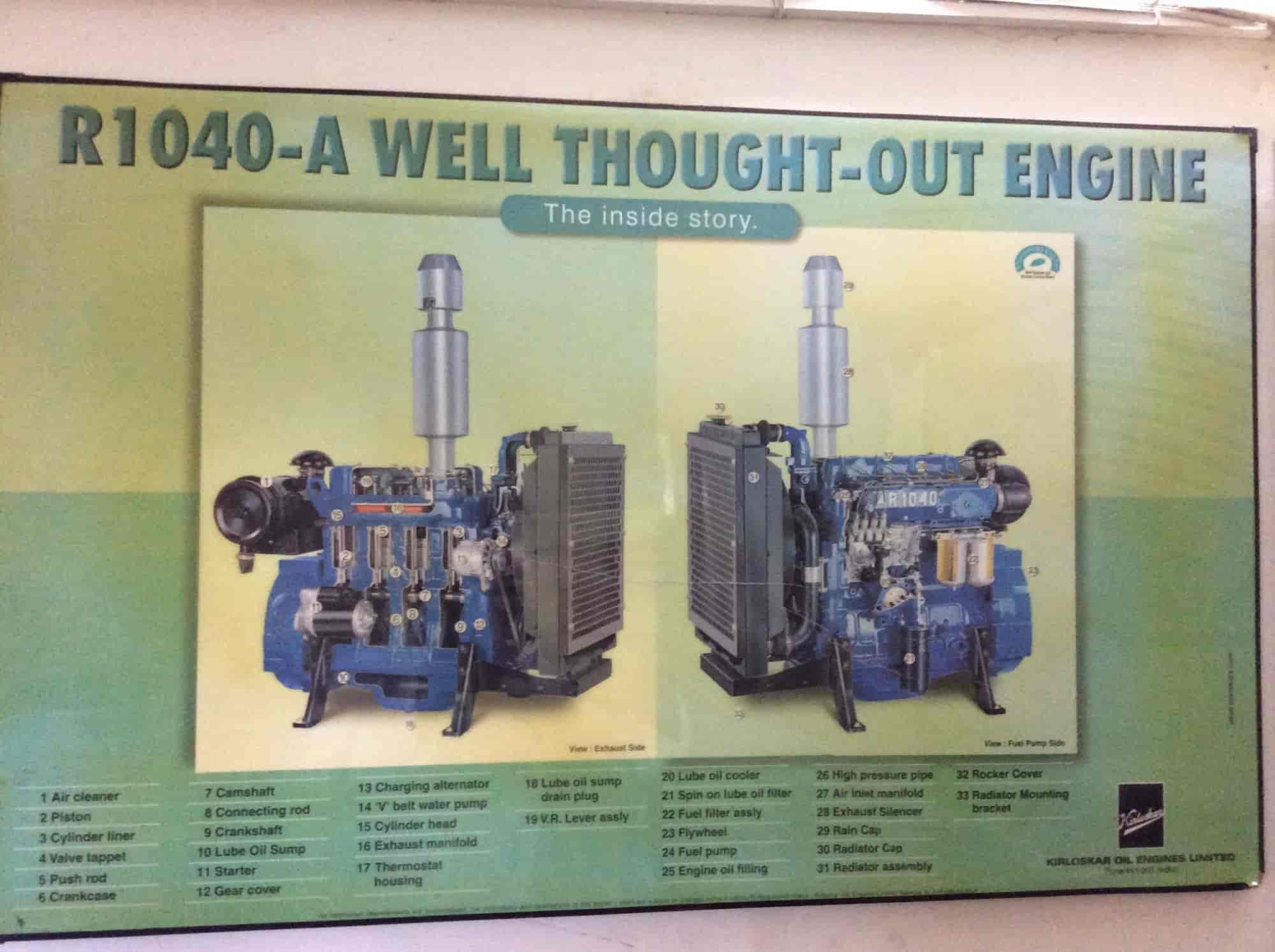 Electro Diesel Engine Oil Dealers In Thanjavur Justdial 6 7 Powerstroke Fuel Filter