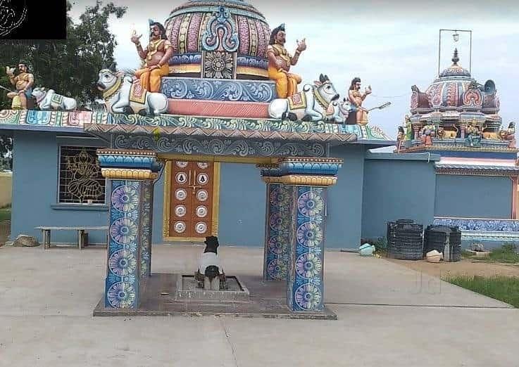 Chinnamanai Sivan Temple, Adirampattinam - Temples in