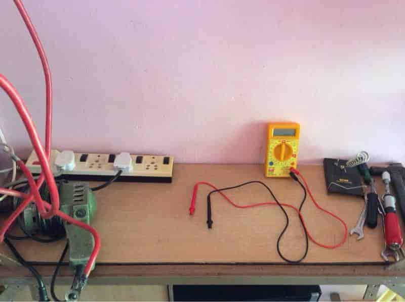 T.SelvaKumar Solar Works and Ups Electrical Wiring Services ...