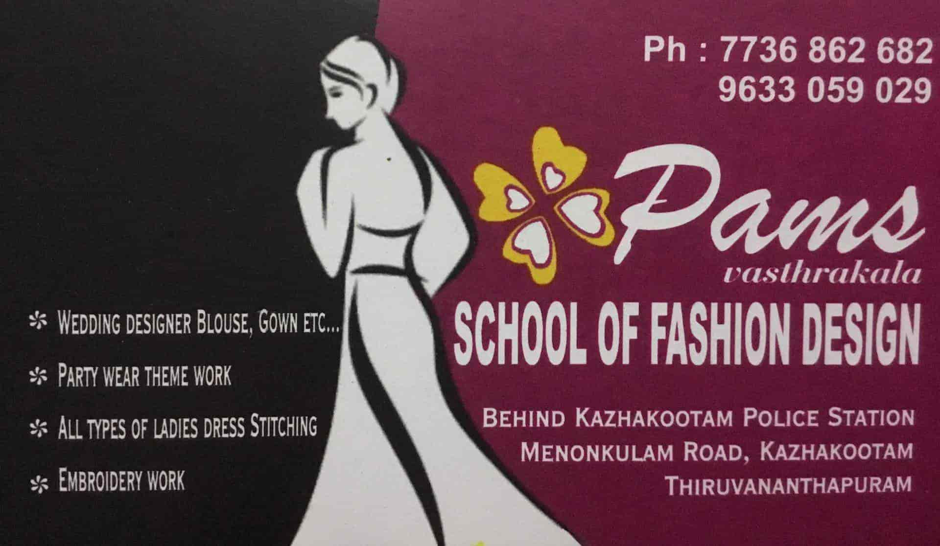 Top 50 Fashion Designing Institutes In Kazhakuttam Best Fashion Designing Colleges Kazhakuttam Thiruvananthapuram Justdial