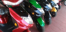 Top Hero Electric Battery Operated Scooter Dealers near