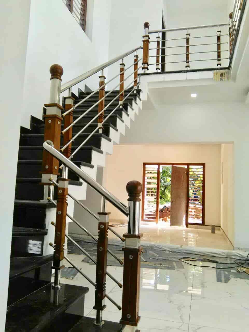 Marvelous Kk Steel House Kunnamkulam City Stainless Steel Round Bar Interior Design Ideas Apansoteloinfo