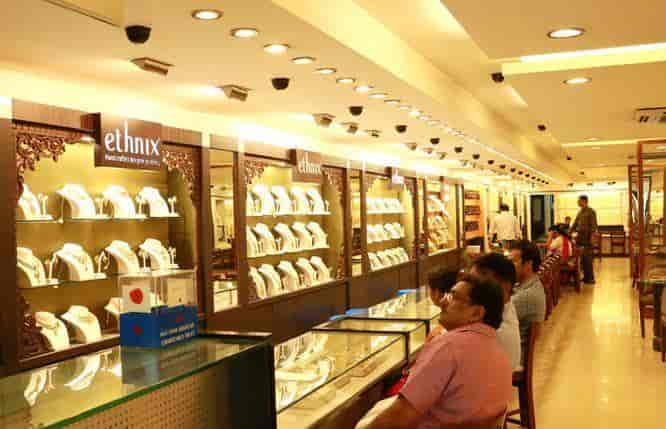 Malabar Gold & Diamonds, Sankara Iyyer Junction, M G Road