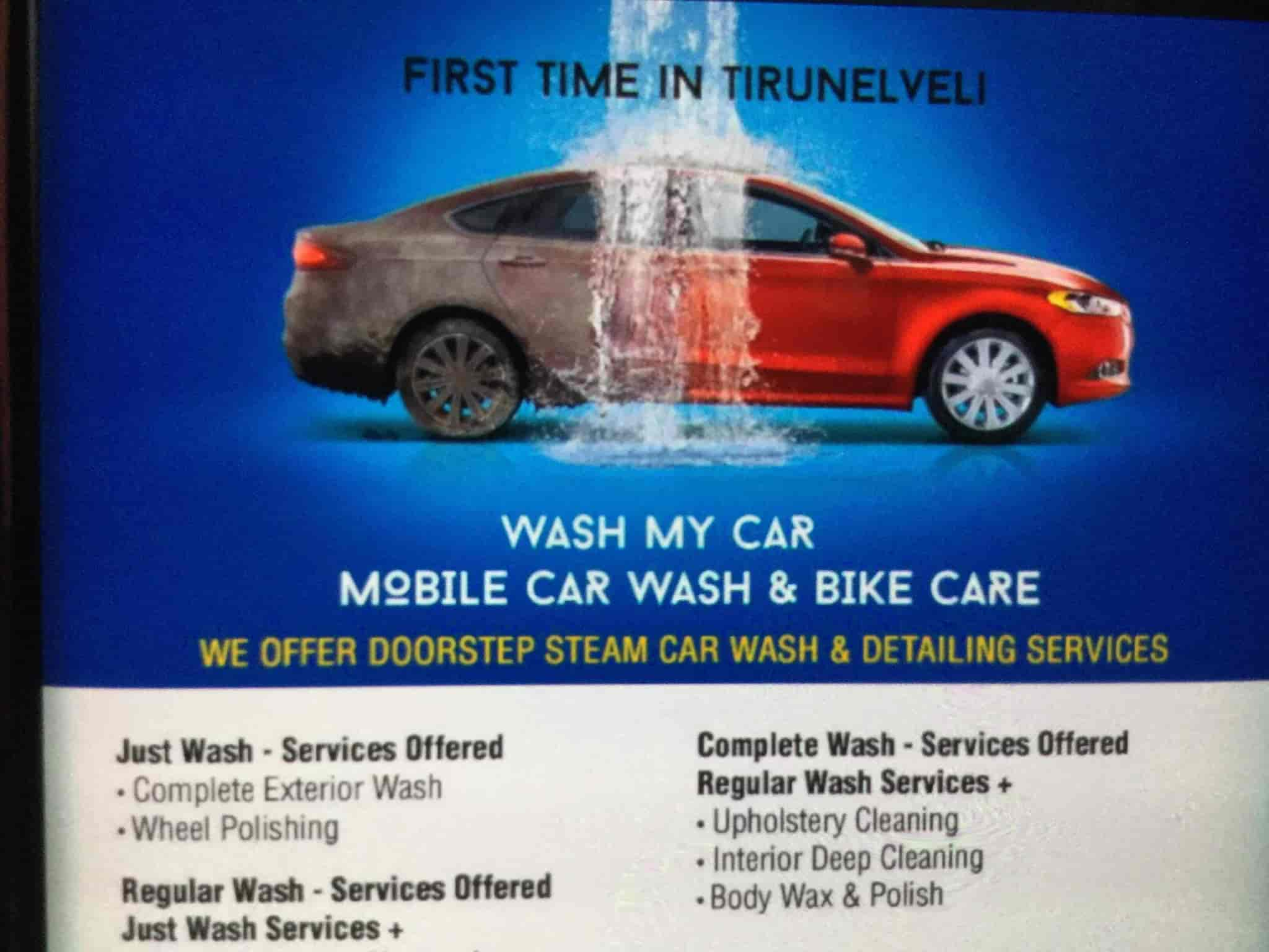 Wash My Car Maharaja Nagar Car Washing Services In