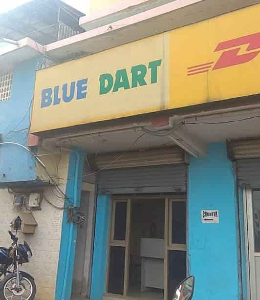 Blue Dart Express Ltd, Near Cotton Mill - Courier Services