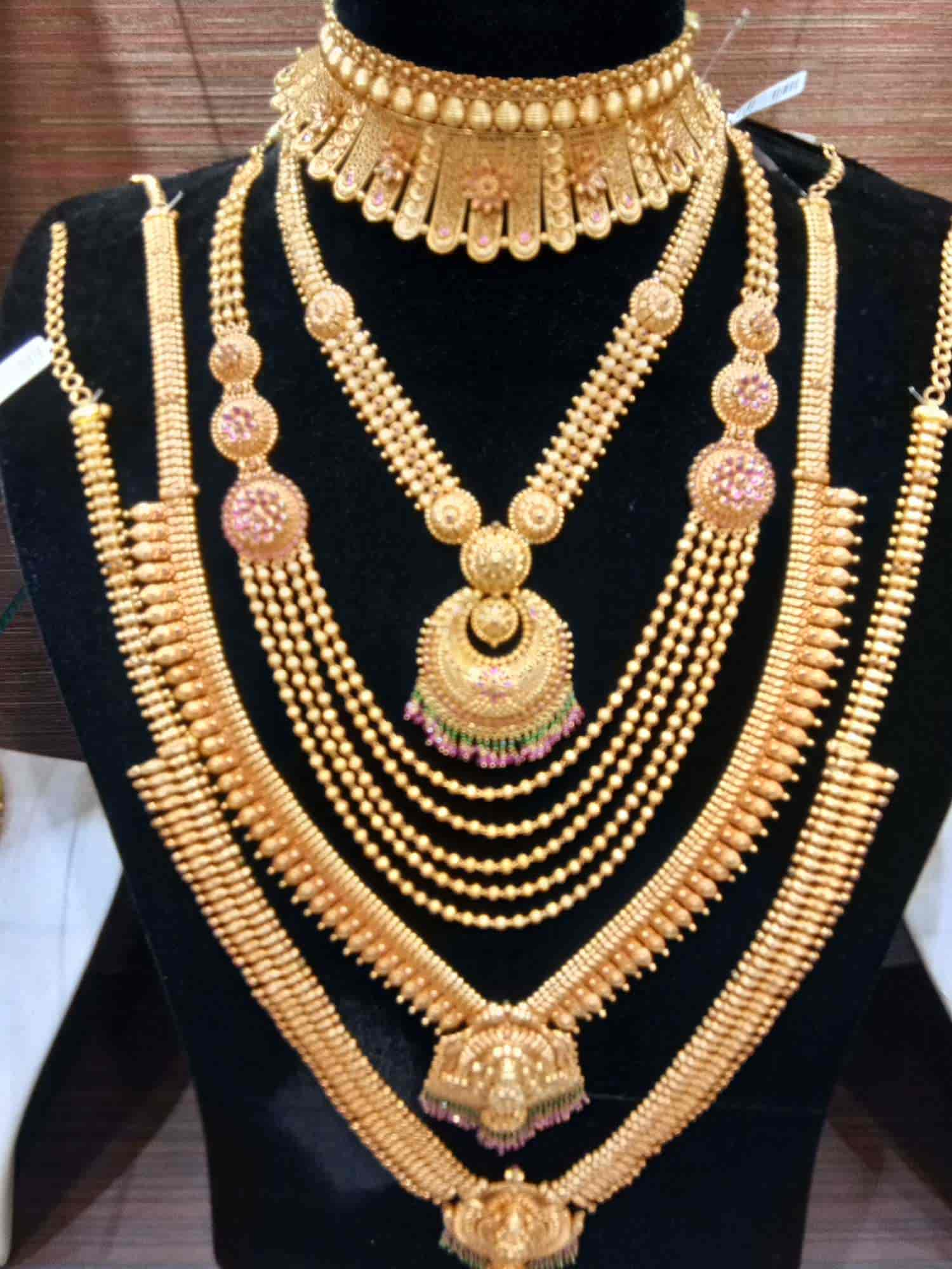 Malabar Gold & Diamonds, Prakasam Road - Jewellery Showrooms