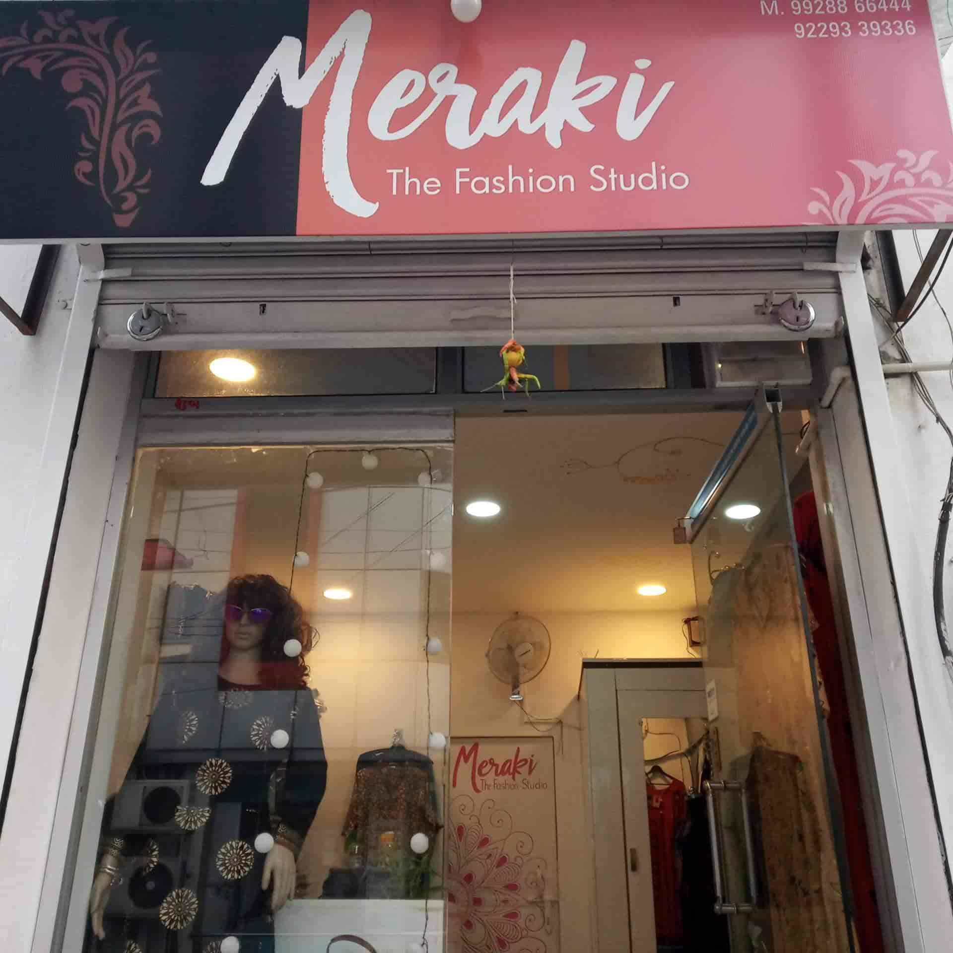 Meraki Fashion Studio, Udaipur City - Women Boutiques in