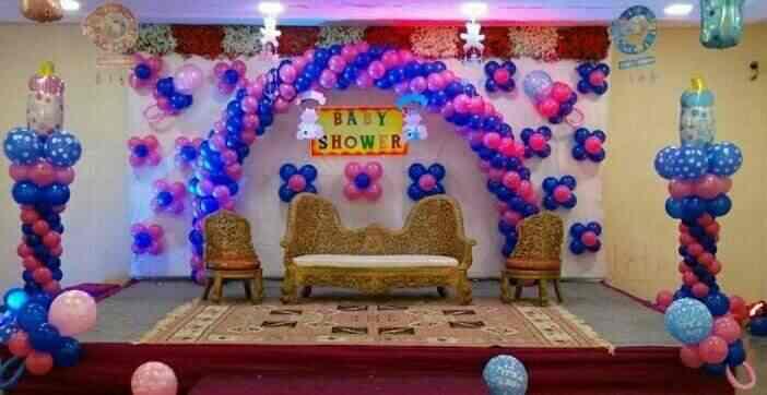 A T Decorations Nagarwada Balloon Decorators in Vadodara Justdial
